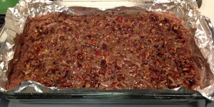 German Chocolate-Pecan Pie Bars | Craft Dictator