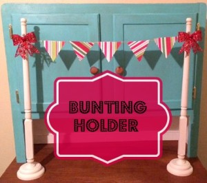 Bunting Holder | Craft Dictator