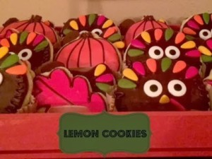 Decorated Turkey Cookies | Craft Dictator
