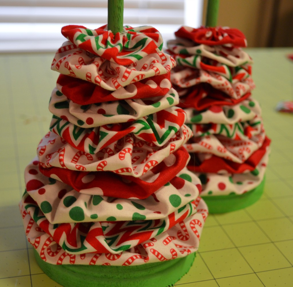 Fabric Christmas Tree | Craft Dictator