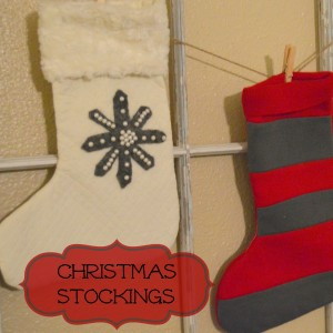 Christmas Stockings | Craft Dictator