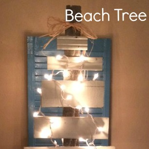 Beach Tree | Craft Dictator