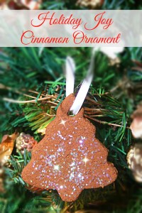 Cinnamon Ornament Vertical