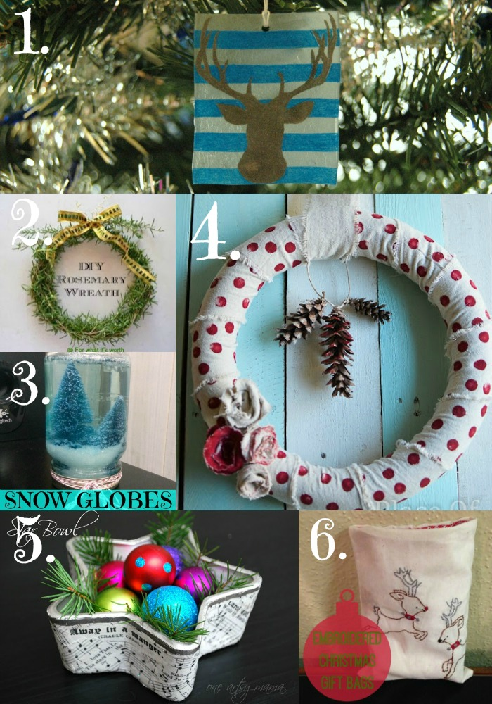 Christmas Craft Round Up | Craft Dictator