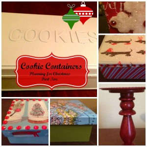 Cookie Containers | Craft Dictator