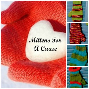 Mittens for a Cause | Craft Dictator