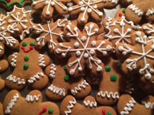 ... gingerbread butterscotch cookies to branch outside of the usual flavor