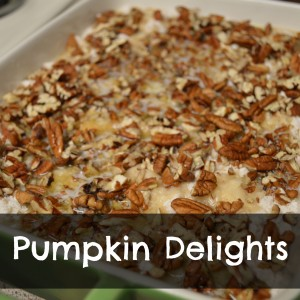 Pumpkin Delights | Craft Dictator