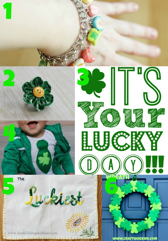 30 Fun St.Patrick's Day Crafts | Craft Dictator