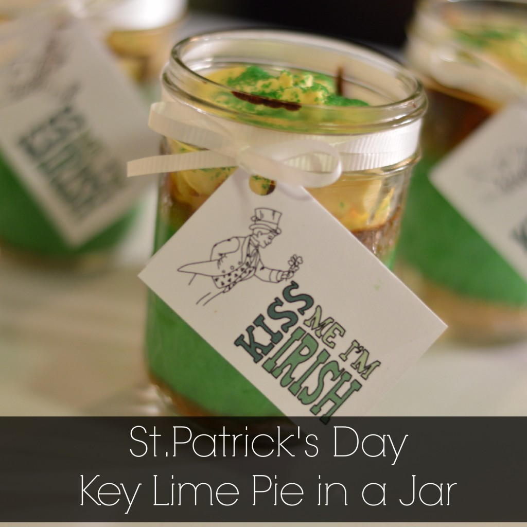 Key Lime Pie In A Jar | Craft Dictator