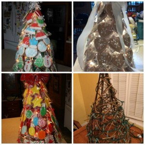 Cookie Tree Collage