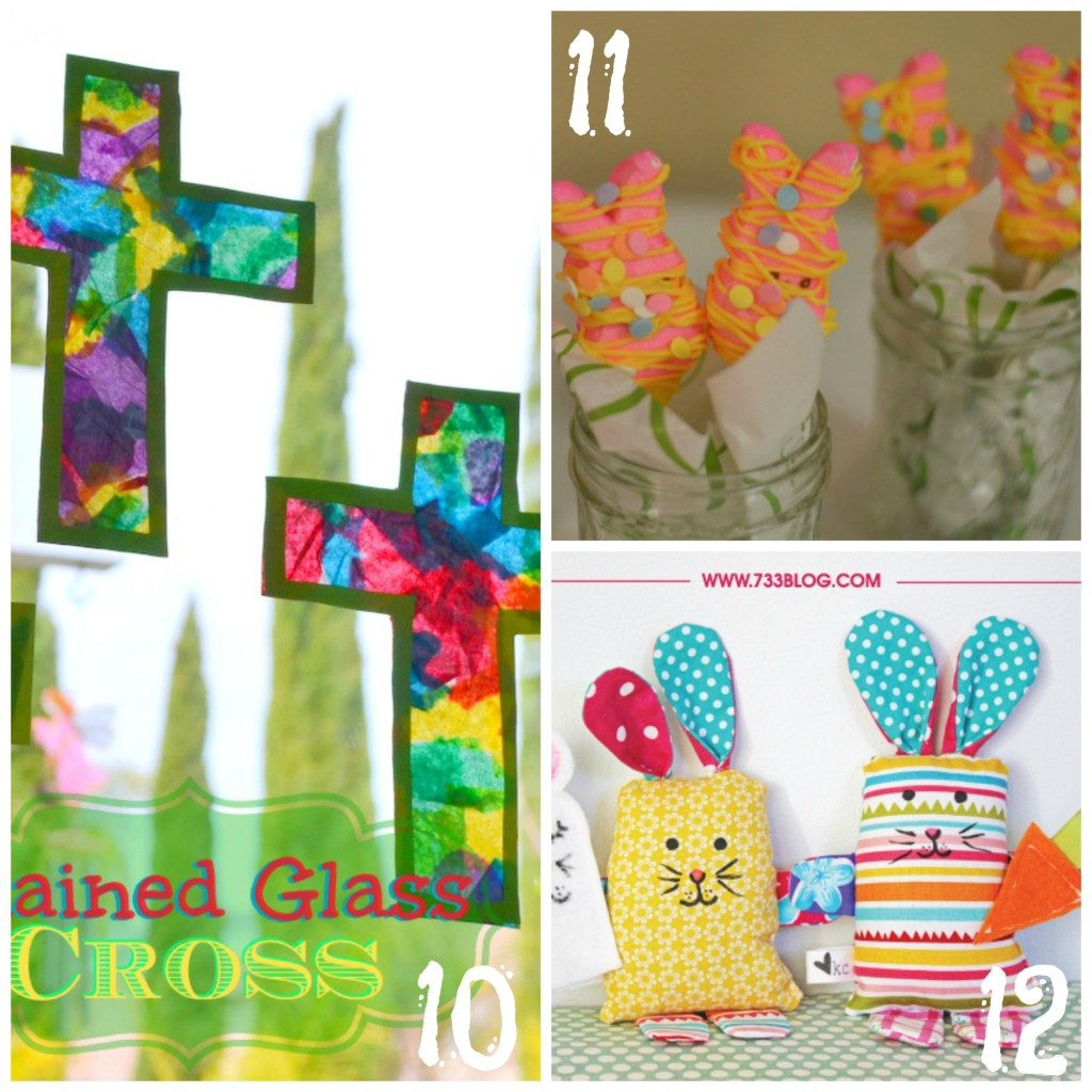 15 Fun Easter Crafts for Kids | Craft Dictator