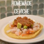 Homemade Ceviche | Craft Dictator