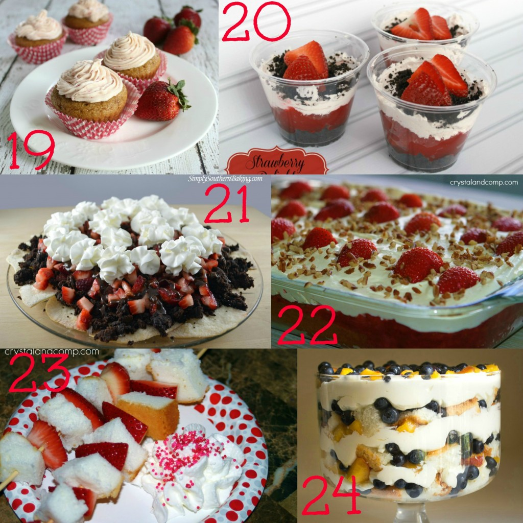 30 Delicious Berry Recipes that are perfect for Summer!