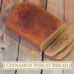 Cinnamon Wheat Bread small